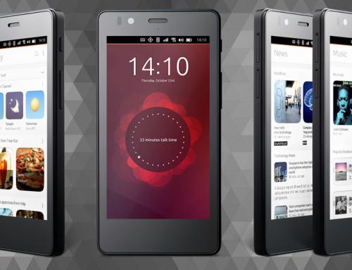 Το πρώτο κινητό με λειτουργικό Ubuntu είναι πραγματικότητα!