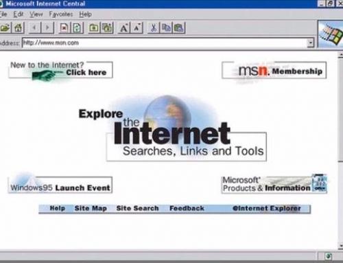 Πέθανε ο Internet Explorer!!!
