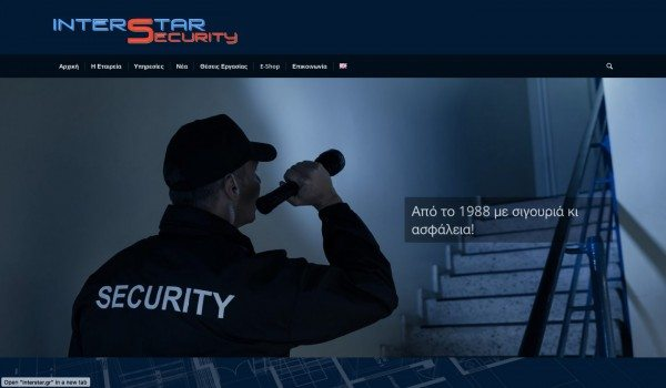 interstar security